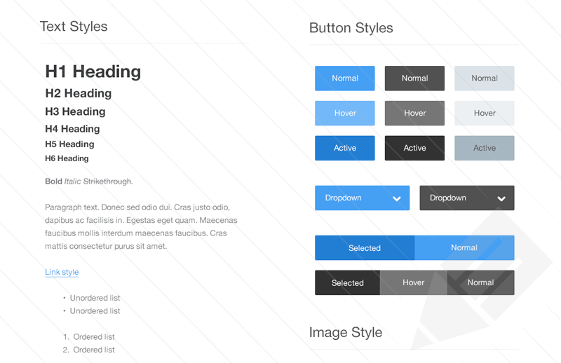 what is included in a design document