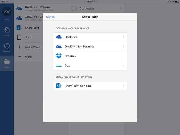 how to edit a document in dropbox