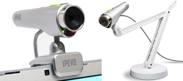 how to use ipevo document camera
