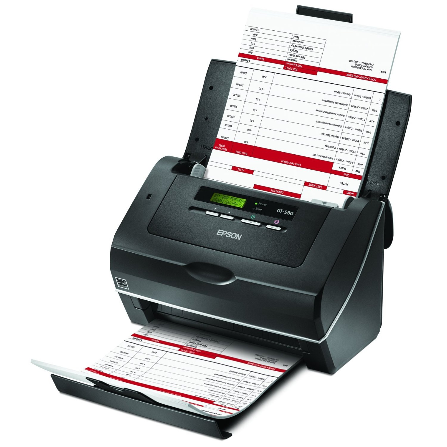 what is a document scanner