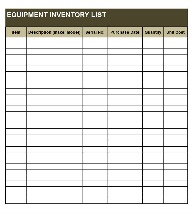 free document register excel template