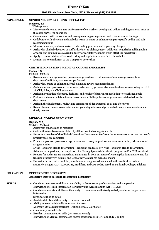 clinical documentation specialist job description
