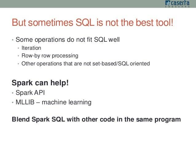 big data sql documentation