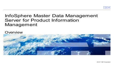 ibm infosphere mdm documentation