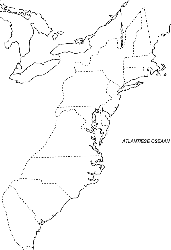 first governing document of the new colonies