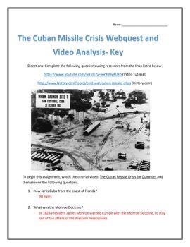 cuban missile crisis document analysis