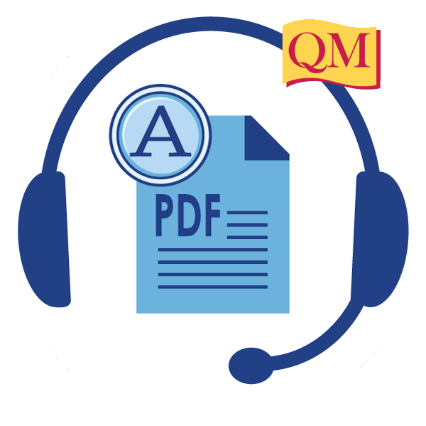 what is an accessible pdf document