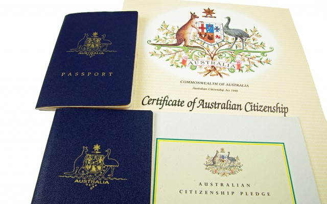 typo on australian citizenship document