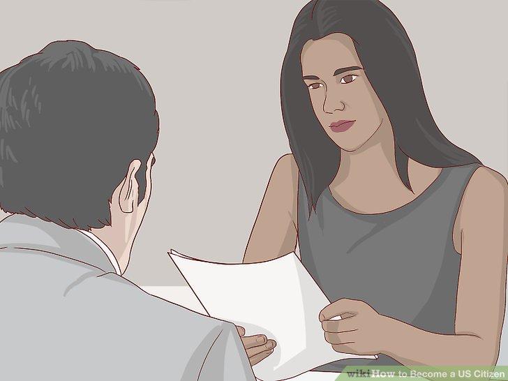 document checklist for us citizenship interview