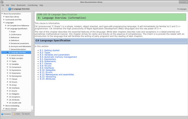 c language course documentation
