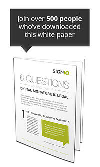 what makes a will a legal document
