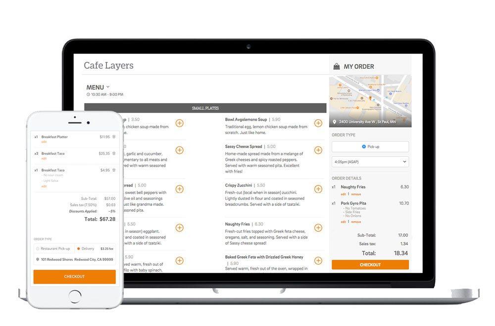 online cake ordering system documentation
