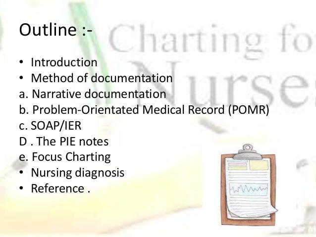 methods of documentation in nursing