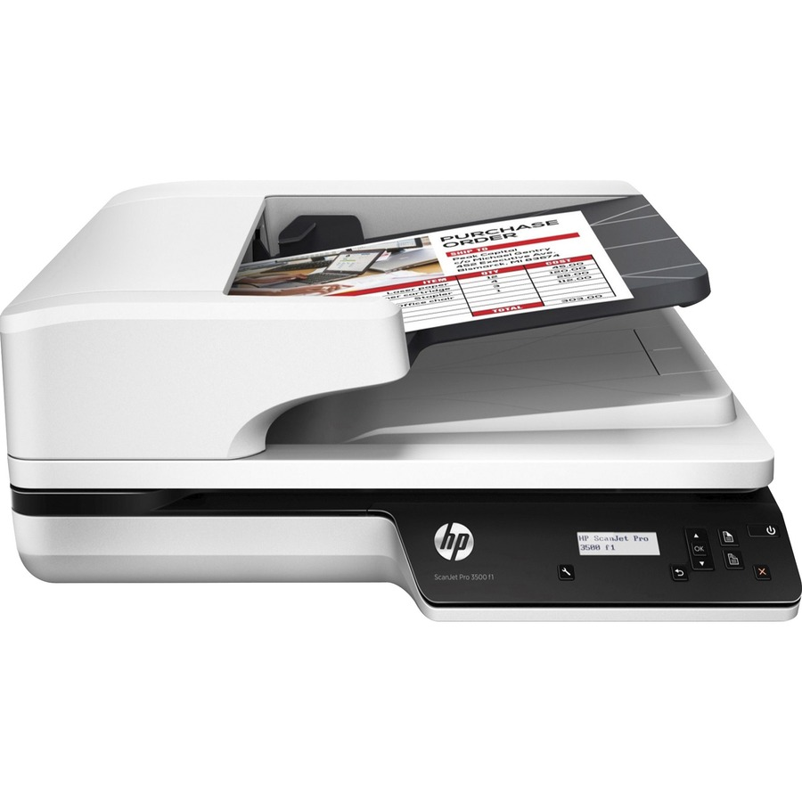 hp scanjet automatic document feeder software