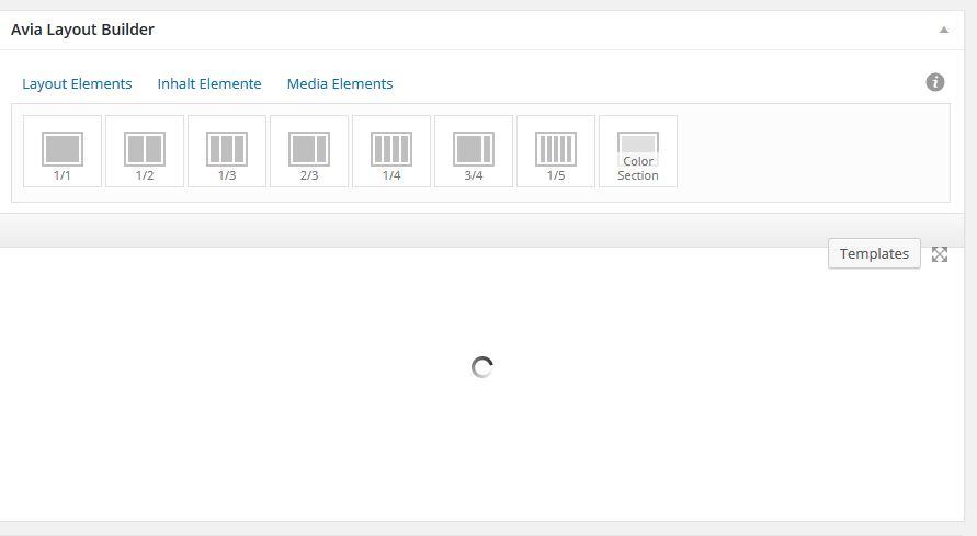avia layout builder documentation