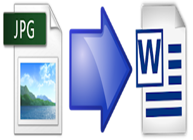 convert scanned document to editable word