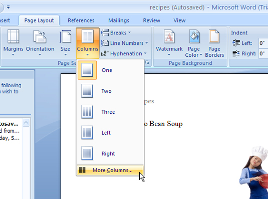 convert pages document to word