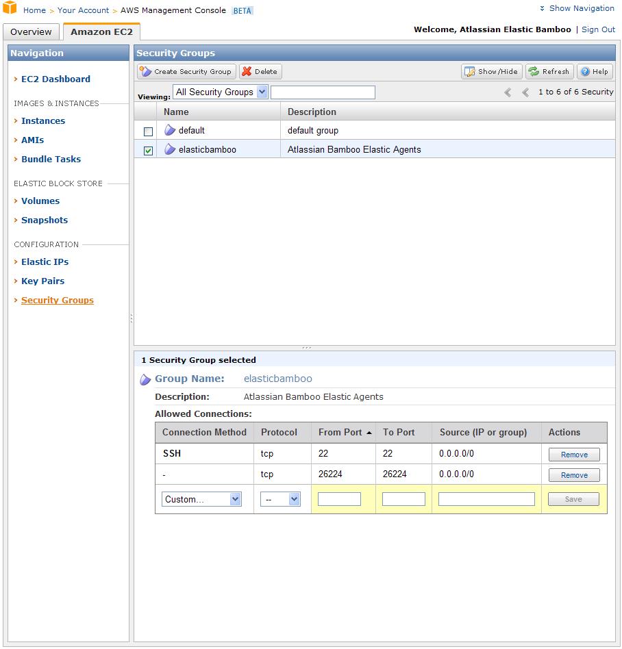 aws management console documentation