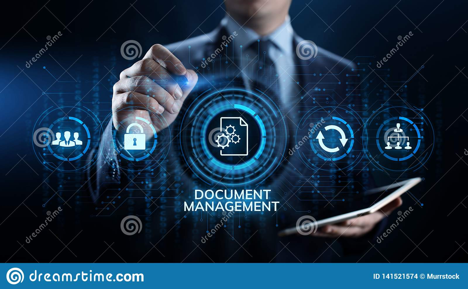 digitization and document management system