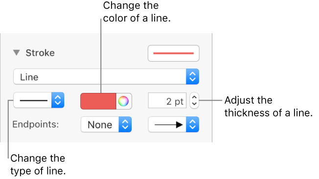 how to add line pages document