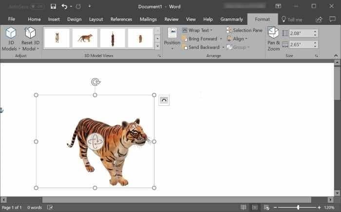 how to conbert a powerpoint into a word document