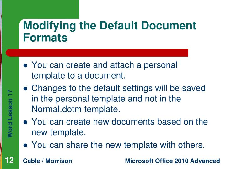 can you change a powerpoint to a word document