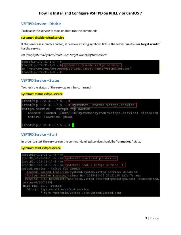 centos 7.3 documentation