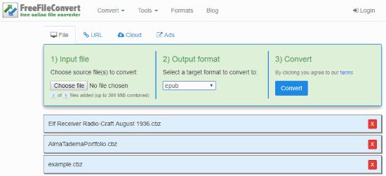 convert chrome html document to epub