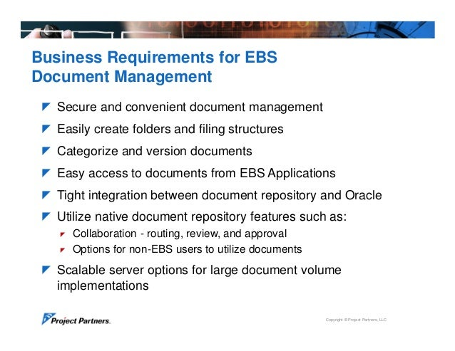 create a document management server