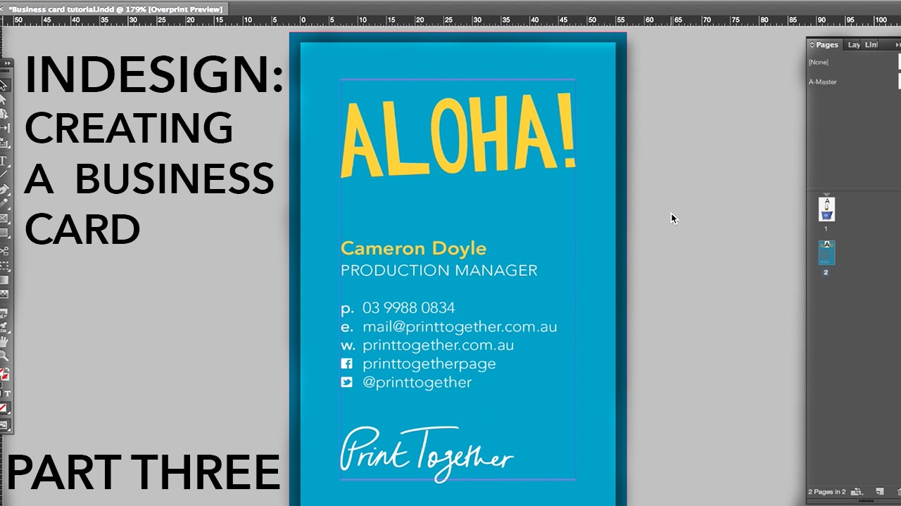 how to export document with bleed indesign