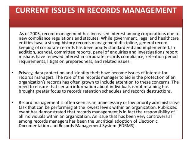 electronic document management system australia