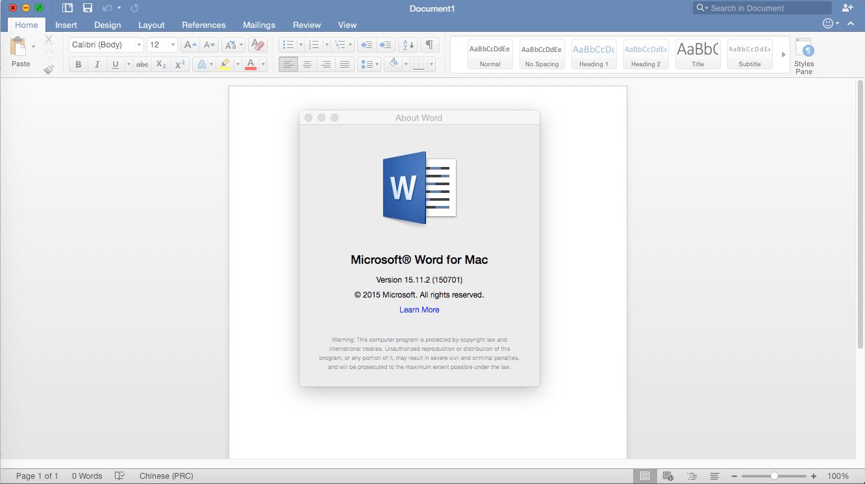 convert word document to pdf mac os x
