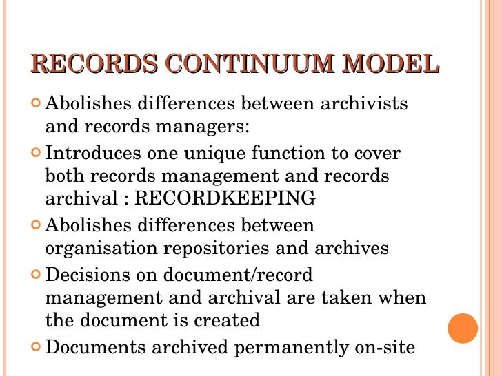 difference between document and record