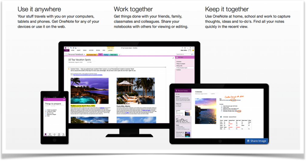 edit word document in onenote