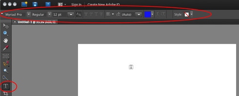 photoshop tabbed document not visible