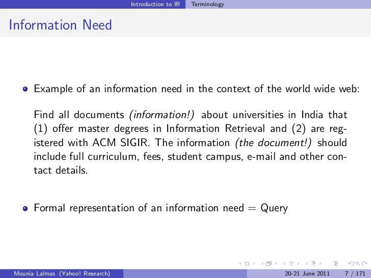 document frequency in information retrieval