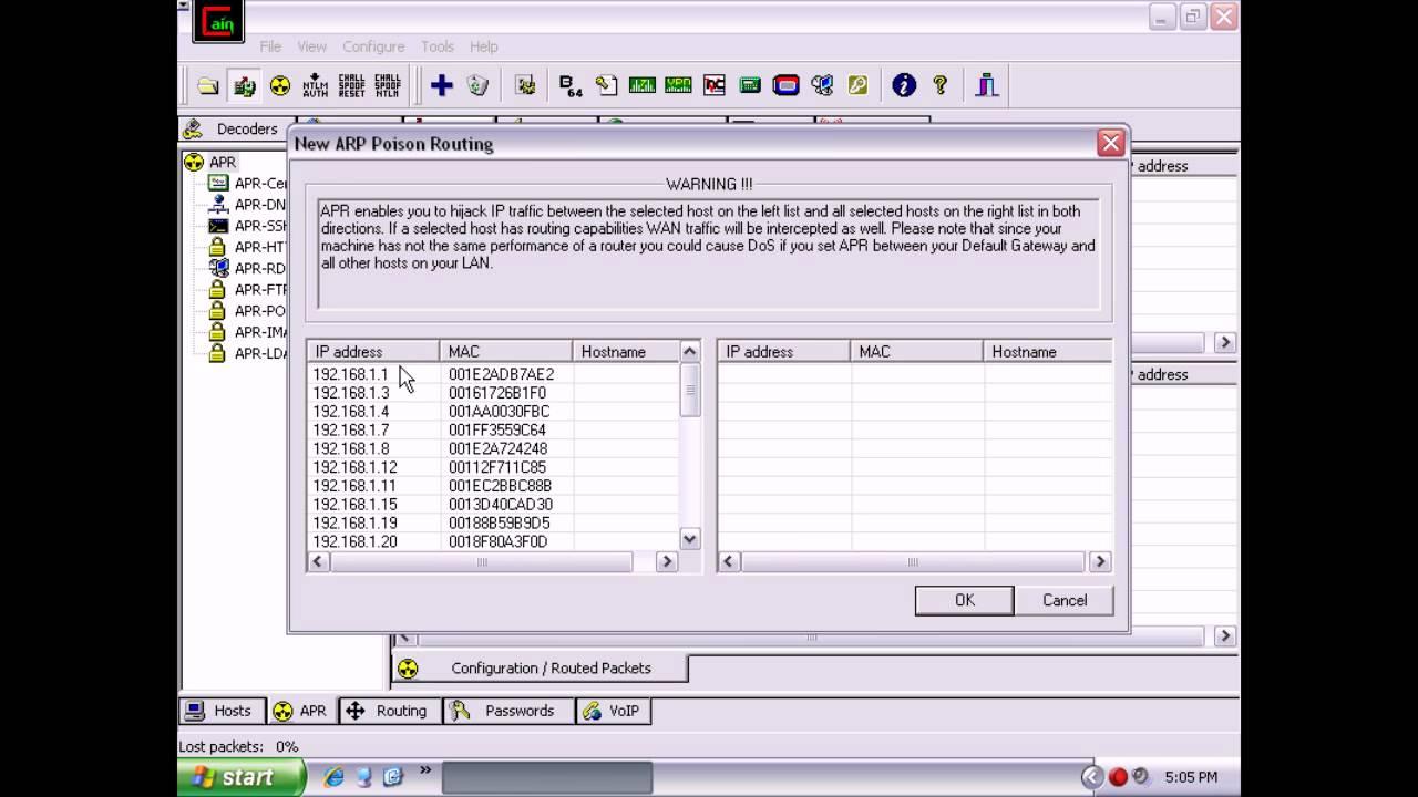 ip spoofing seminar documentation