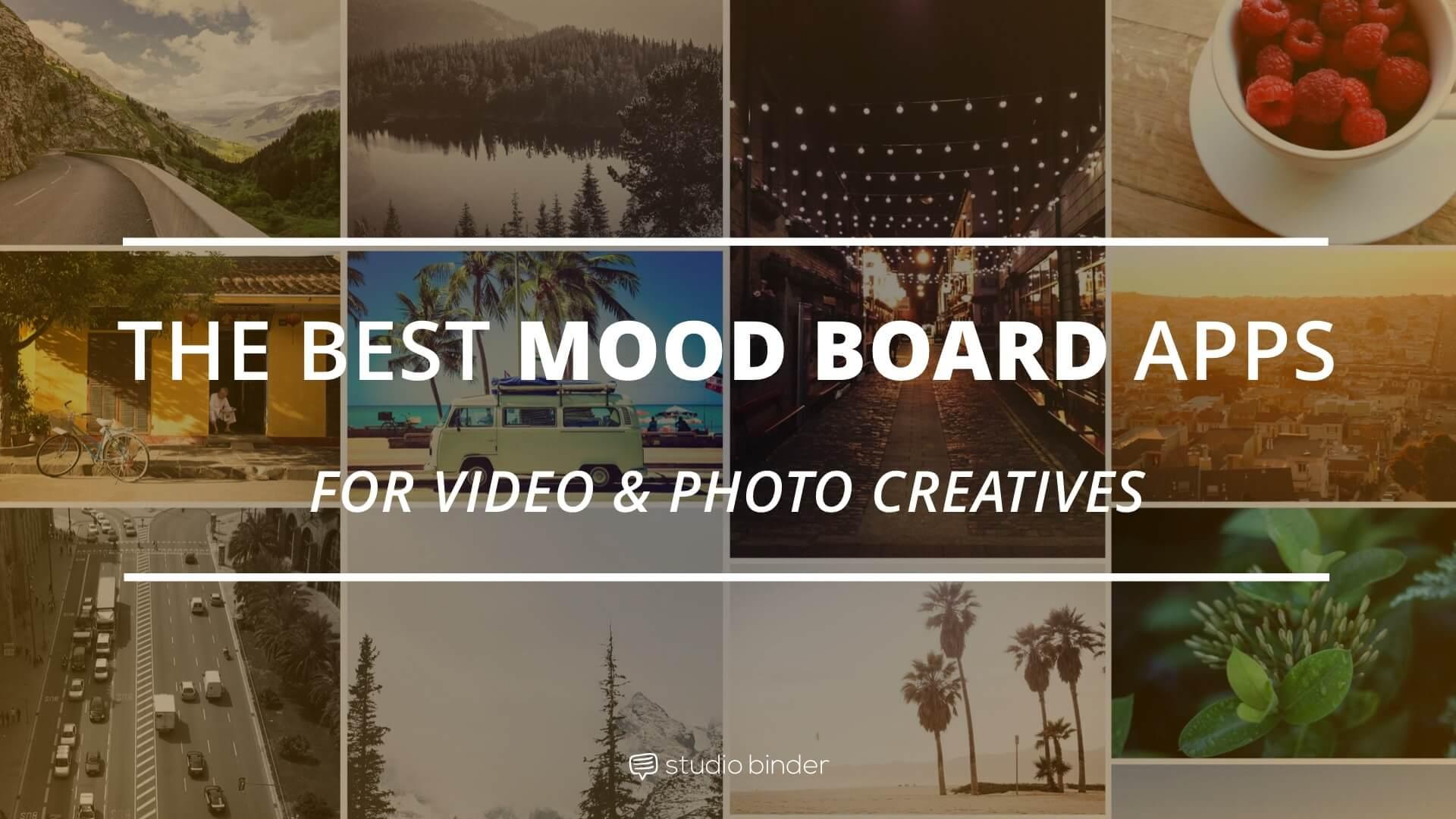 level design document mood board