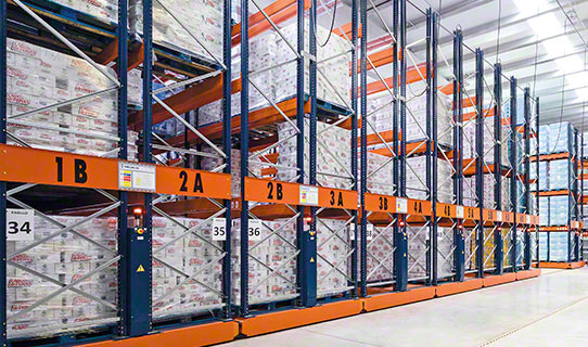 electronic document storage and retrieval system