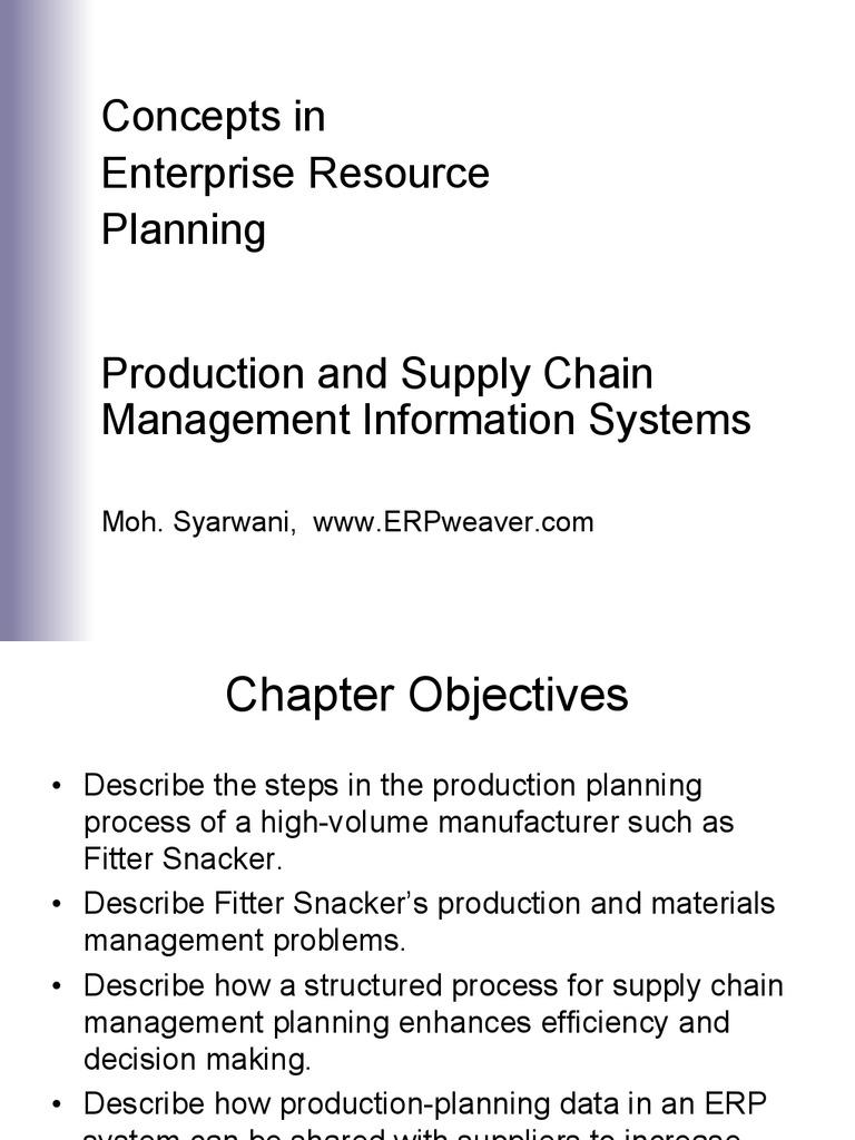 erp vs document management system