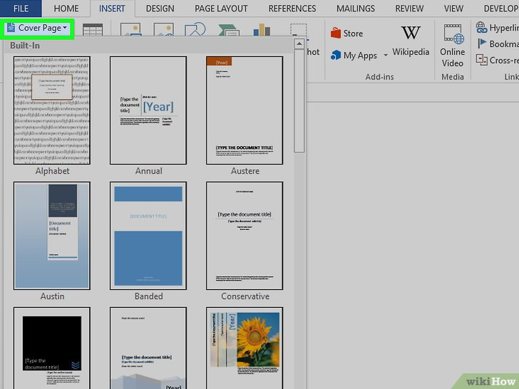 make a website with word document