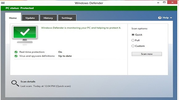 how to scan a document in windows 8