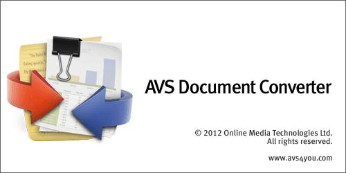avs document converter license key