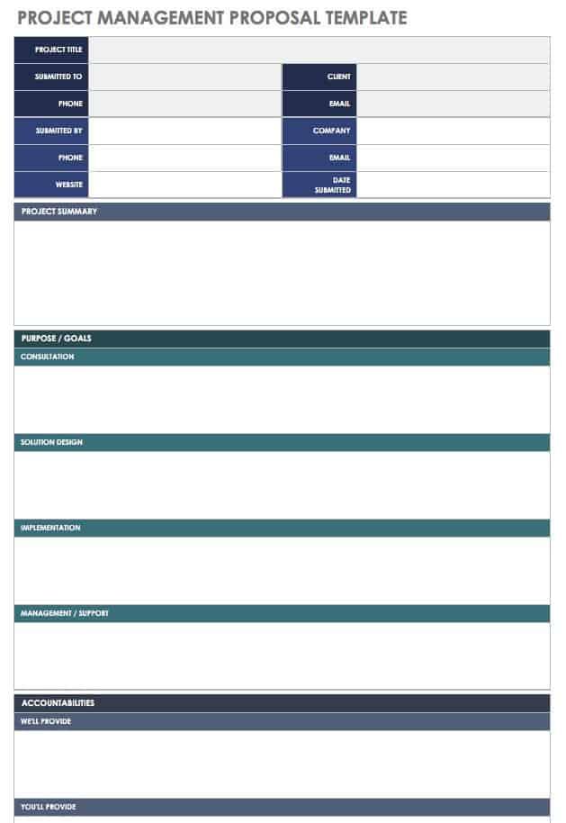 sample cost management plan document