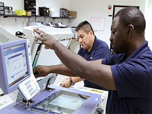 what is a document imaging technician