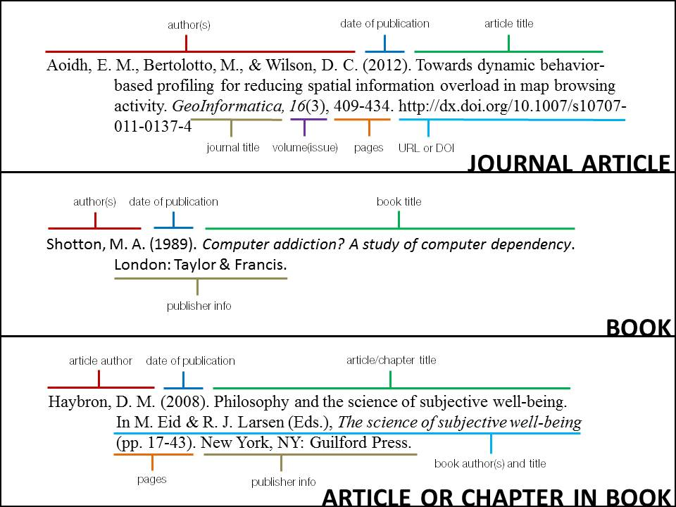 how to cite a document from a website apa