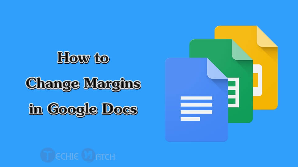 how many margins are there in a document