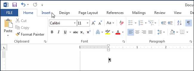 how to add to a formatted word document