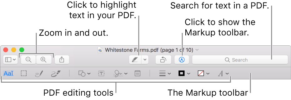 how to annotate a word document mac