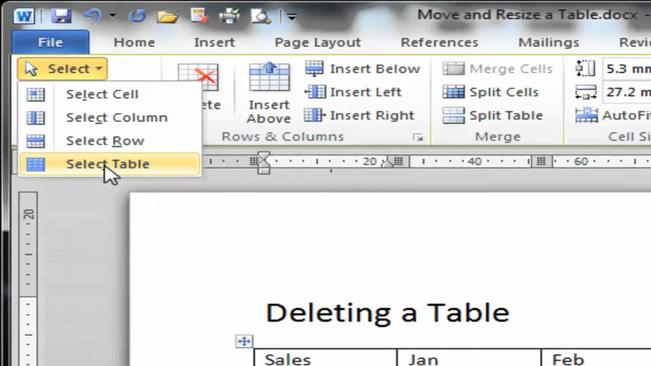 how to delete a page in a word document